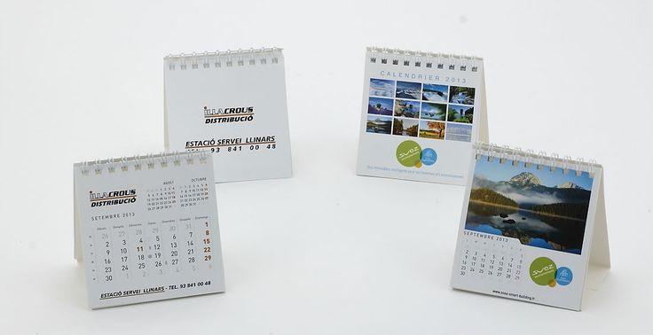 Calendario Illa Crous  Calendrier SVEZ