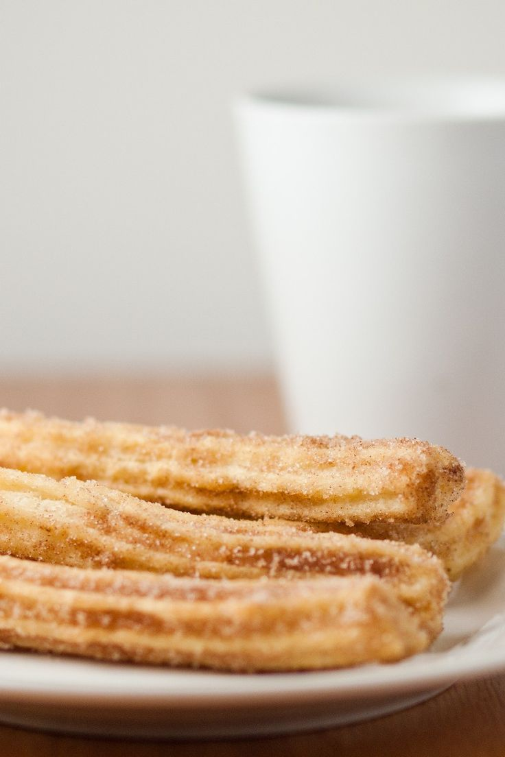 18 best Churros images on Pinterest   Pastries, Desserts and Meals