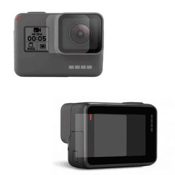 Buy Go Pro Screen Tempered Glass Protective Film For GoPro Hero 5 Camera Protector - intl online at Lazada. Discount prices and promotional sale on all. Free Shipping.