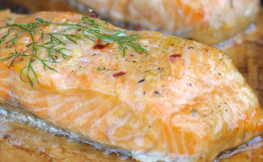 Epicure's West Coast Cedar Plank Salmon