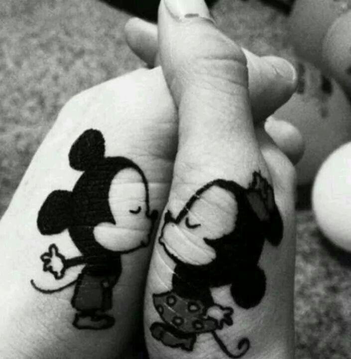 Tatuaggio di coppia