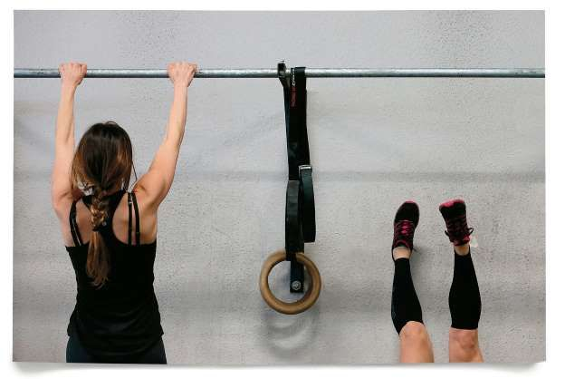 Why Are Americans So Fascinated With Extreme Fitness? | http://snip.ly/xXJj