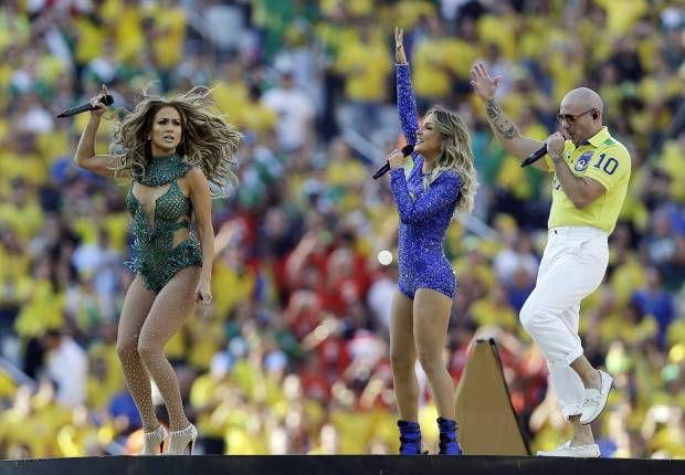 Pesta Pembukaan Piala Dunia 2014