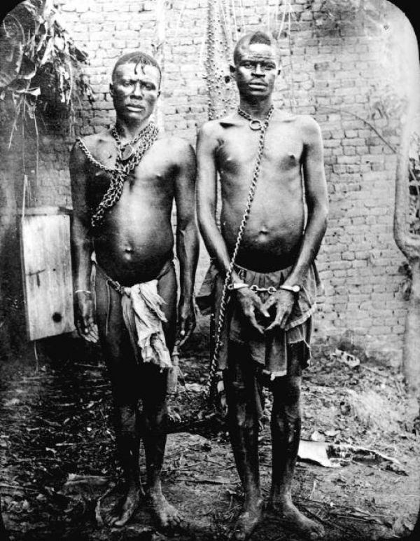 Congo Dialogues: Alice Seeley Harris and Sammy Baloji |Autograph ABP