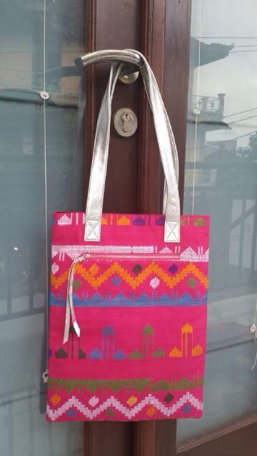 Etnic bag using tenun ikat  670K