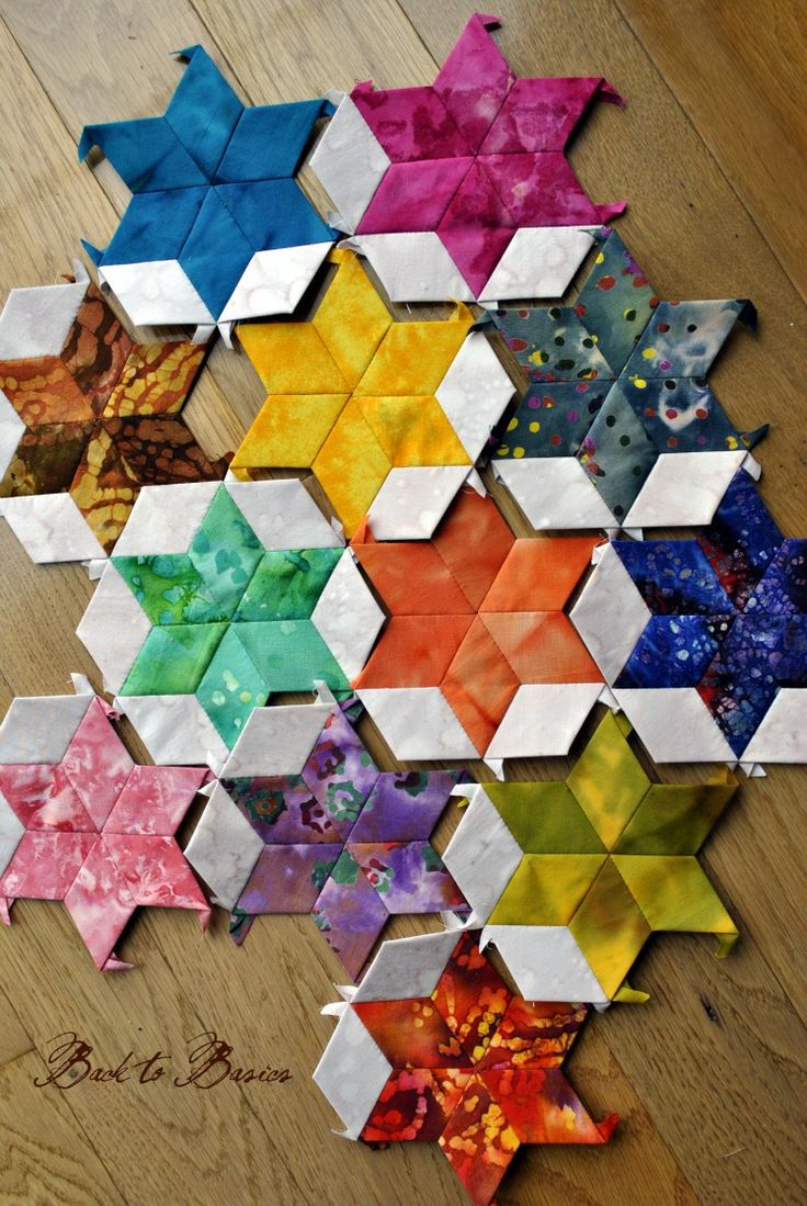 17 Best Images About English Paper Piecing On Pinterest