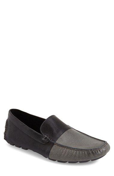 DONALD J PLINER 'Dannel' Driving Shoe (Men). #donaldjpliner #shoes #
