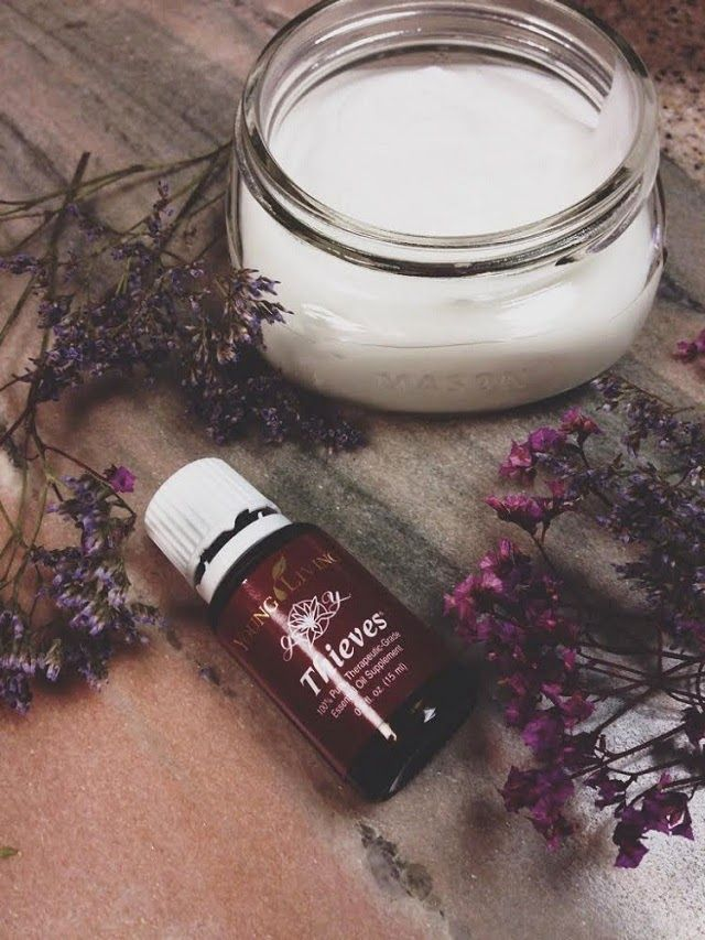 When I first got started with essential oils, I knew that one of the first  products I wanted to make myself was toothpaste. I have never found a  natural toothpaste that I really love (glycerin, fluoride, preservatives,  bleh), and I knew I wanted to try making my own as soon as possible. And  while it sounds like a difficult, overwrought process, it was so so simple.  I really wanted to make a toothpaste using one of my favorite oils, thieves  oil. This oil is a blend of clove, lemon…