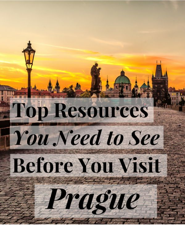 Top resources you need to see before you visit Prague :http://www.takeme-withyou.com/10-resources-you-need-to-check-out-before-you-visit-prague/