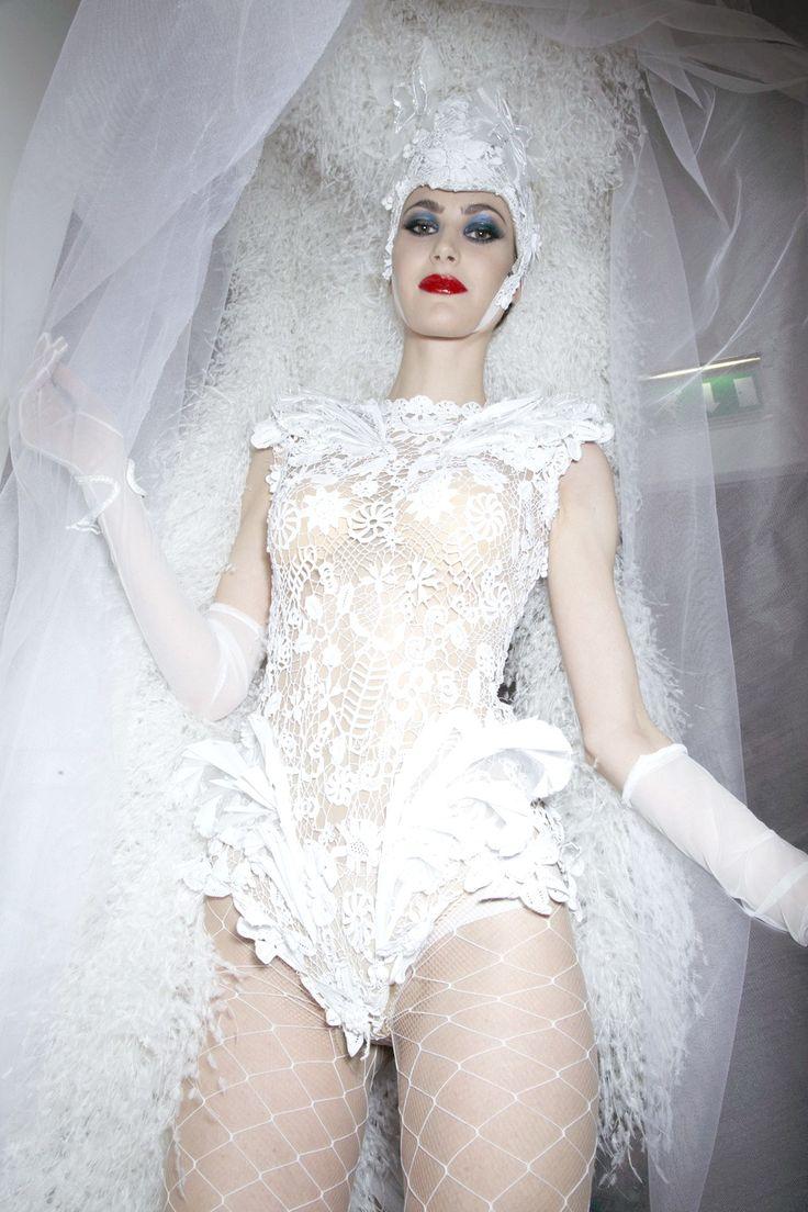 Jean Paul Gaultierhaute couture s/s 2014