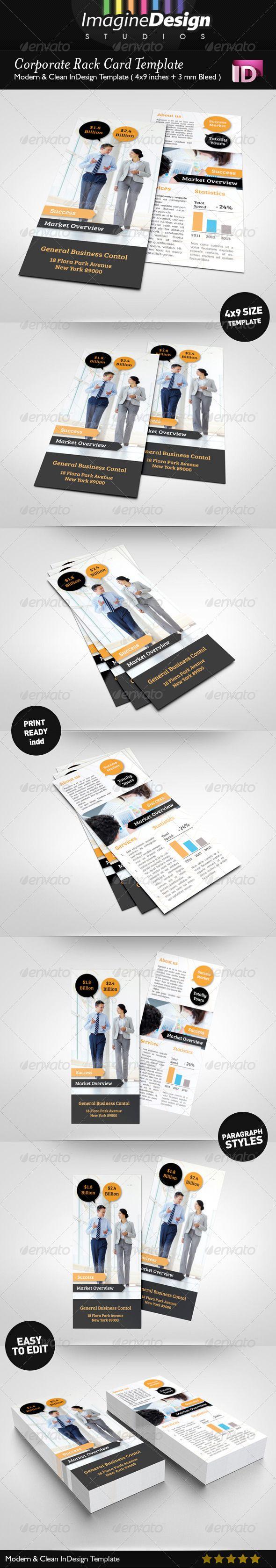 rack card template microsoft word