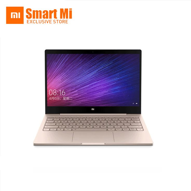 Goud engels xiaomi air 12 laptop notebook ultra slanke 12.5 inch windows 10 ips fhd 1920x1080 4 gb ram 128 gb ssd hdmi 2.2 ghz