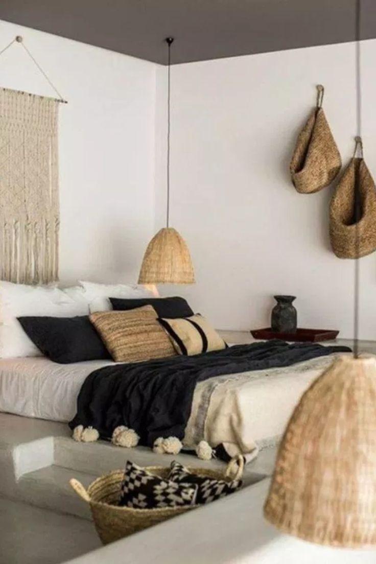 30 Boho Chic Bedroom Decor Ideas And Inspiration Earth Toned