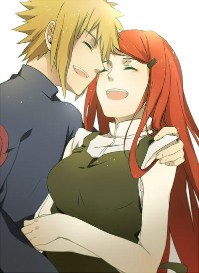 Naruto Minato And Kushina