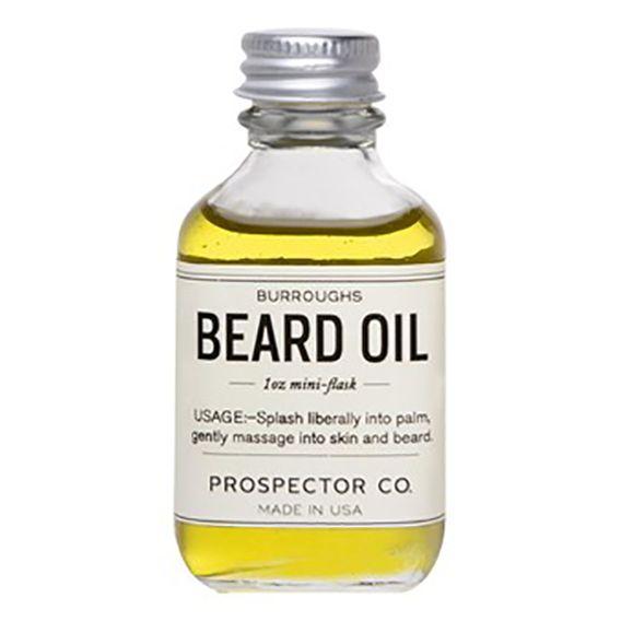 Prospector Co. - Burroughs Beard Oil
