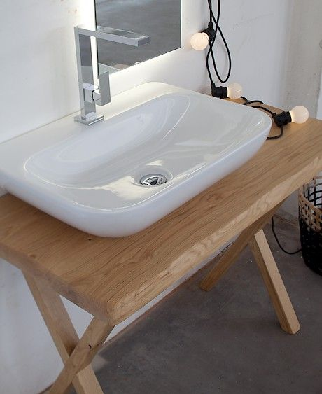 K25 34   Compab _ Irregular wood top!