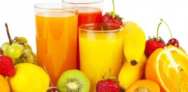 Centrifugati di frutta: depurarsi con dolcezza