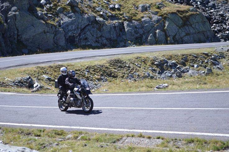 BMWR1200GS LC motorcycle rental in Turda, Transylvania (Romania)