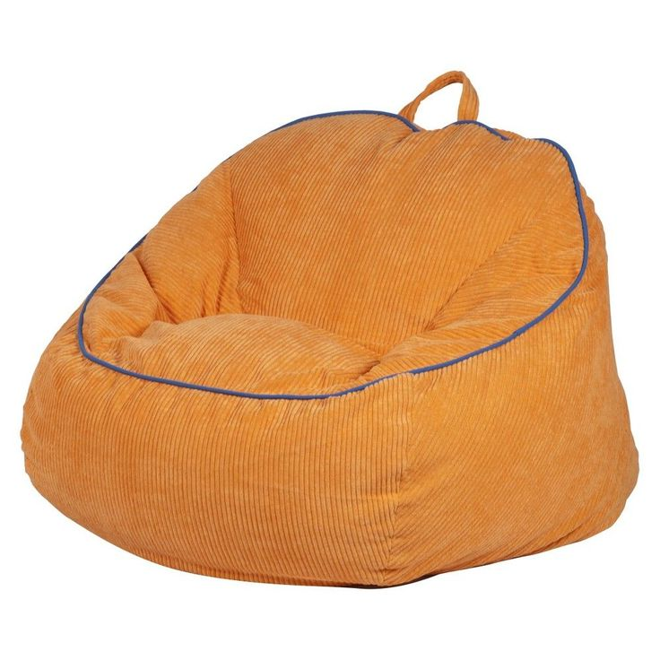1000 ideas about orange bean bags on pinterest bean bags bean bag chairs and eames. Black Bedroom Furniture Sets. Home Design Ideas