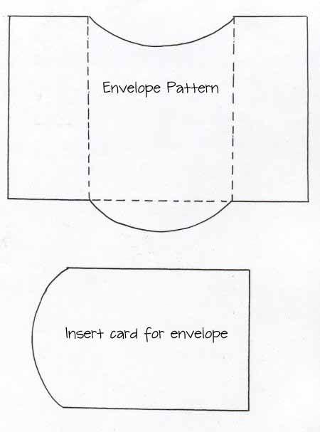 25+ best ideas about Envelope pattern on Pinterest | 10 envelope ...