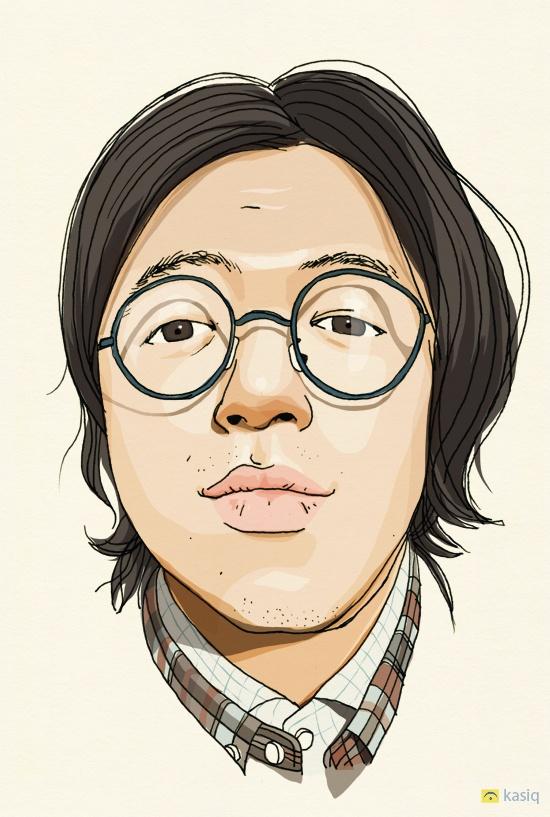 self portrait.  http://kasiq.com