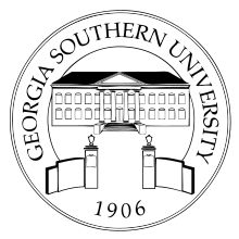 Georgia Southern Seal.svg