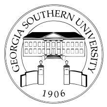 Georgia Southern Seal.svg