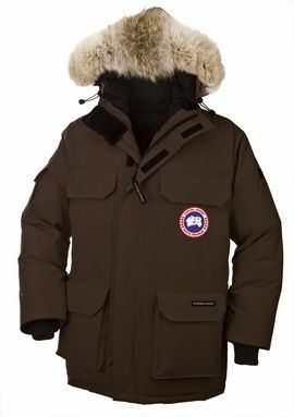 Canada Goose Men Brown Expedition Parka   CAD309.96  http://www.downjacketcheapsale.com/canada-goose-men-canada-goose-expedition-parka-c-184_199