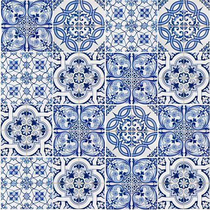17 mejores ideas sobre papel tapiz de cocina en pinterest - Empapelar sobre azulejos ...