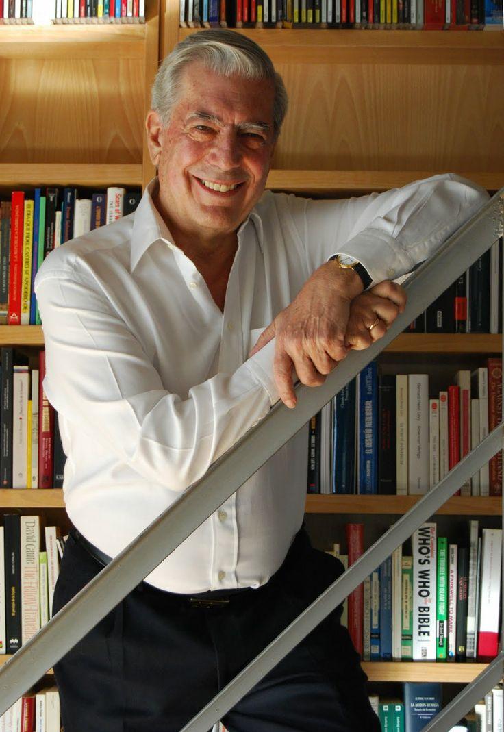 ¡¡¡ GRACIAS !!! ........Mario Vargas Llosa