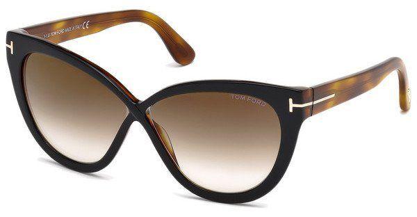 Tom Ford Damen Sonnenbrille Arabella Ft0511 Sonnenbrille Tom Ford Und Damen