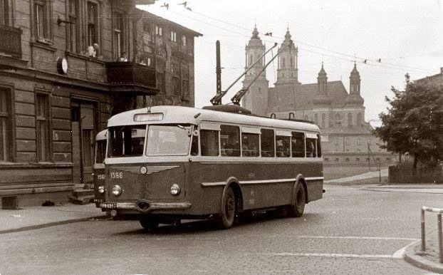 Rok 1970. To ostatni dzień funkcjonowania trolejbusów w Poznaniu.