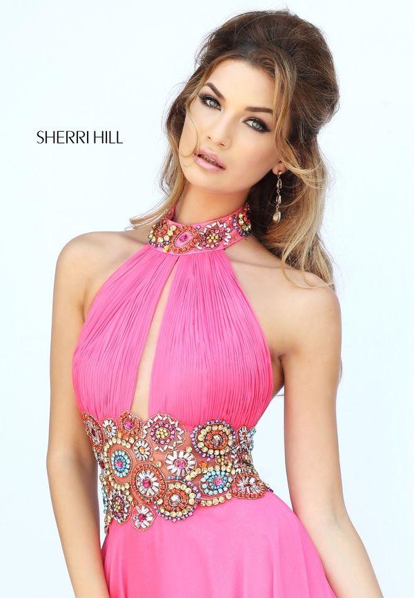 1031 best Sherri Hill images on Pinterest | Sherri hill, Vestidos de ...