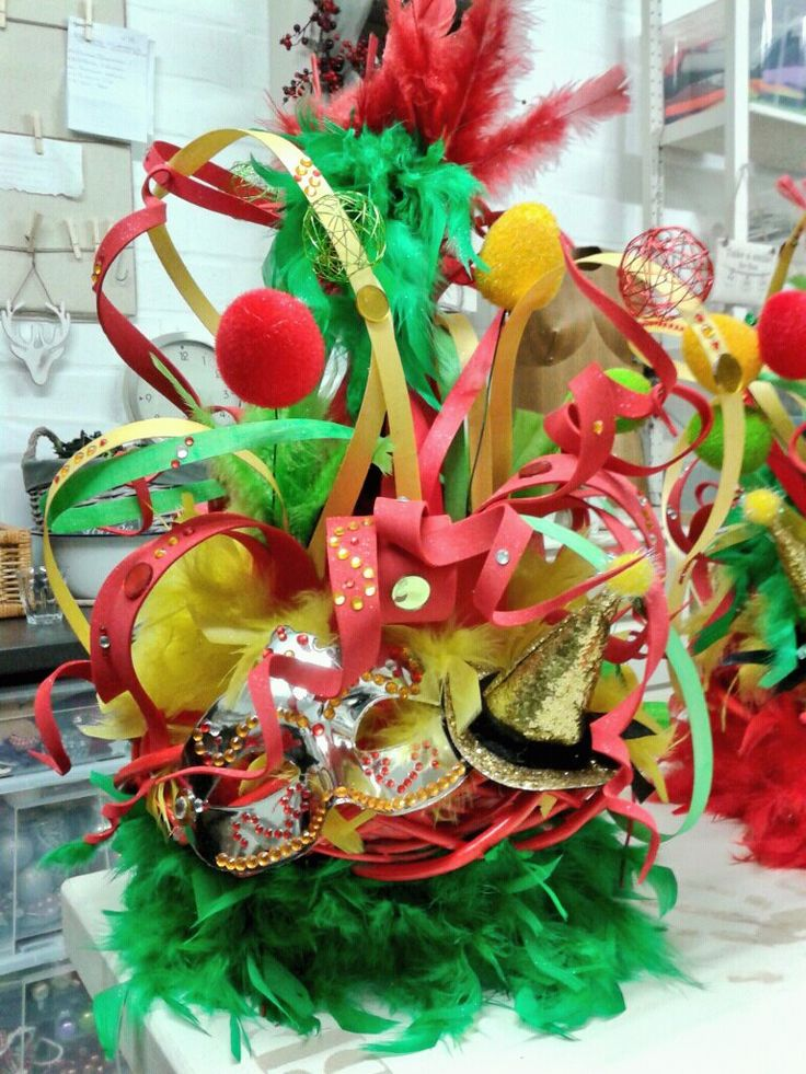 25 beste idee n over carnaval decoraties op pinterest for Leuke versiering