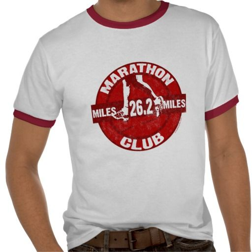 Marathon Club Shirts