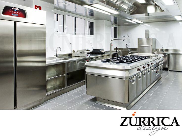 Utensilios cocina industrial cheap cocina industrial for Cocina industrial hogar