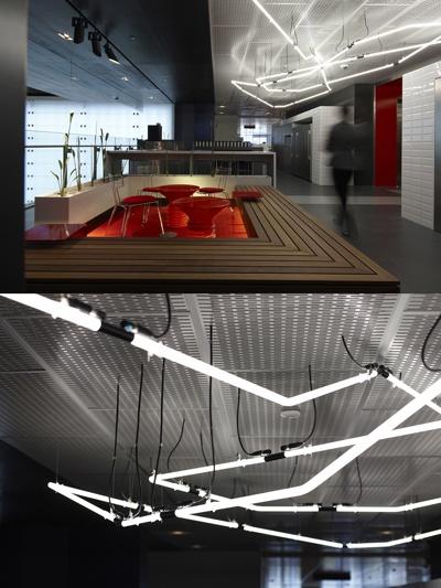 Lighting Inspiration ANZ Centre In Melbourne Australia Architecture And Interior Design HASSELL