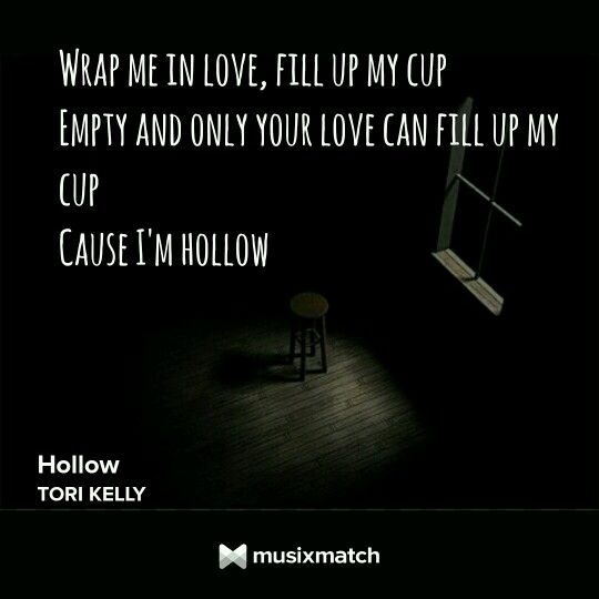 Hollow - Tori Kelly