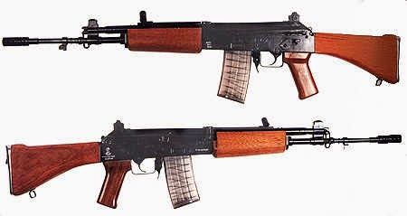 This post is about INSAS rifle
