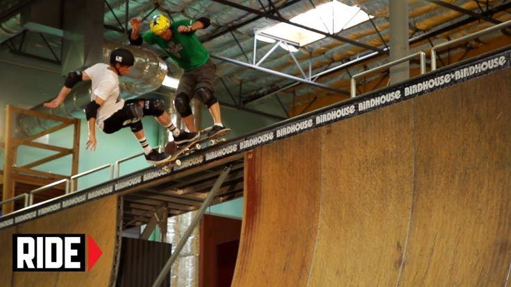 Sync - Tony Hawk Doubles Video Part - 2014 #skateboarding #tonyhawk