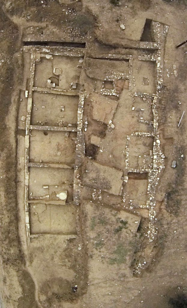 Located on the edge of the Aegean Sea, the ancient city of Argilos was the first Greek colony established in this area around the great Strymon River. At its peak in the 5th century BC, Argilos was one of the richest cities in the region.