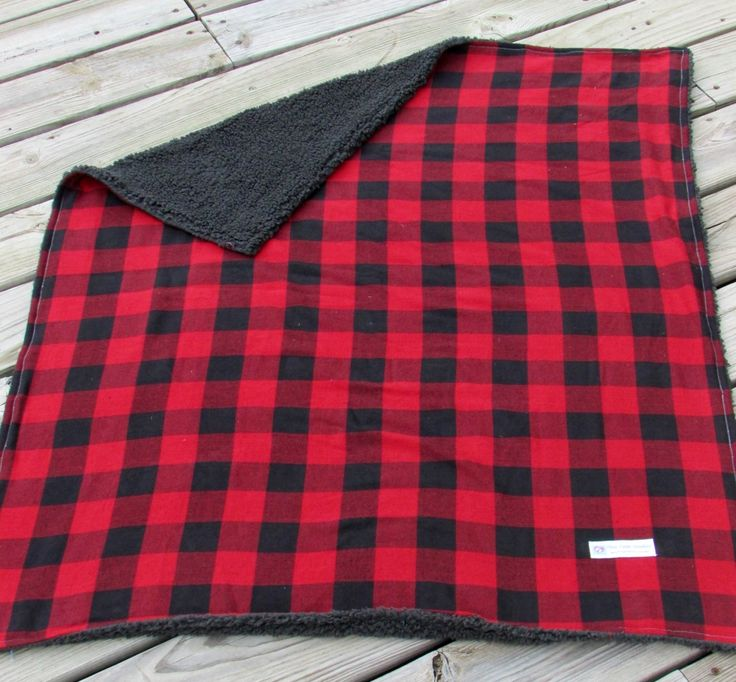 Snuggle baby in this ultra-soft lumberjack buffalo plaid baby blanket with sherpa minky! Perfect for that rustic woodland nursery.  Visit my etsy shop and ask about an adult size version to match!  Red Black Lumberjack Plaid w/ Sherpa Minky Blanket, Baby Boy Square Blanket, Woodland Forest Tartan Buffalo Plaid, Rustic Baby Shower Gift, Crib Bedding by LovePitterPatter on Etsy  https://www.etsy.com/listing/209864447/lumberjack-buffalo-plaid-sherpa-minky