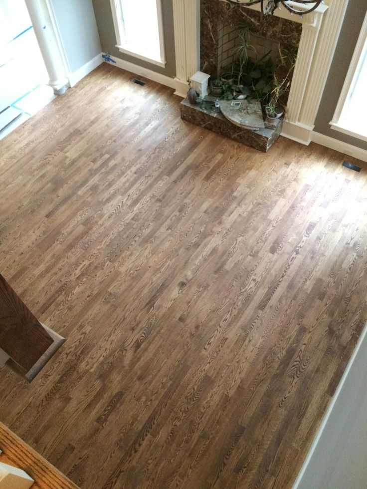 Best 25 red oak floors ideas on pinterest floor stain for Hardwood floor color options