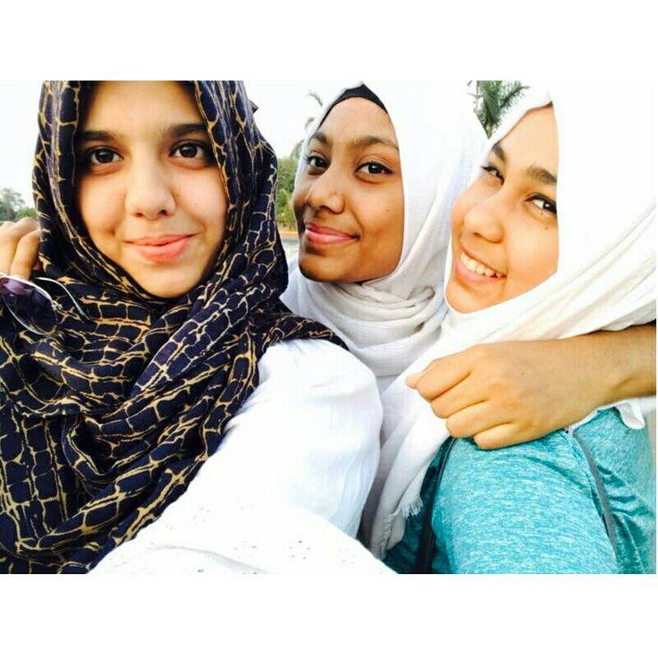 #selfi #hijab #white