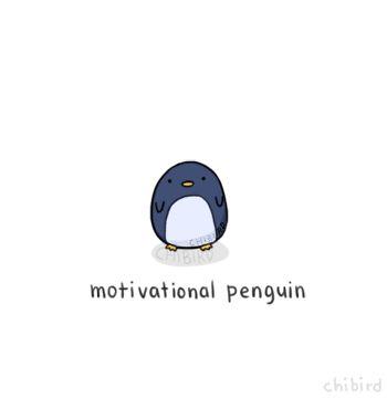 Gretchen Chappelle - Google+ - A Wise Little Penguin :)