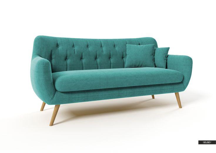 Sofa Royal 3-osobowa - Sofy, Salon