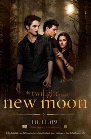 Watch The Twilight Saga: New Moon (2009) Full Movie Free |  Download Free