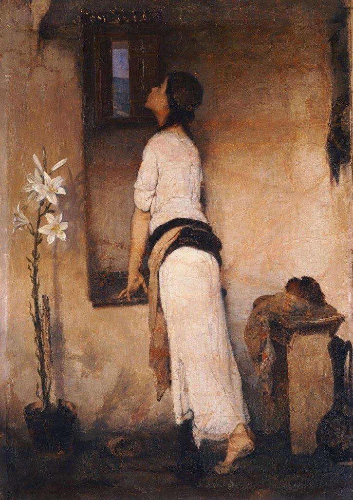 Αναμονή (1895-1900)