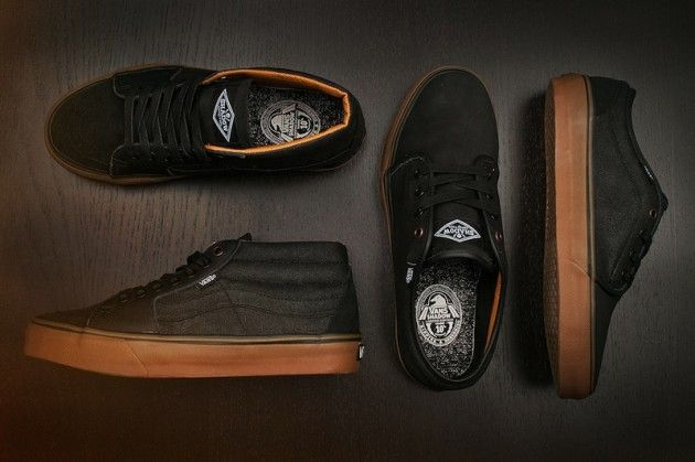 Vans x The Shadow Conspiracy 10th Anniversary Shoes
