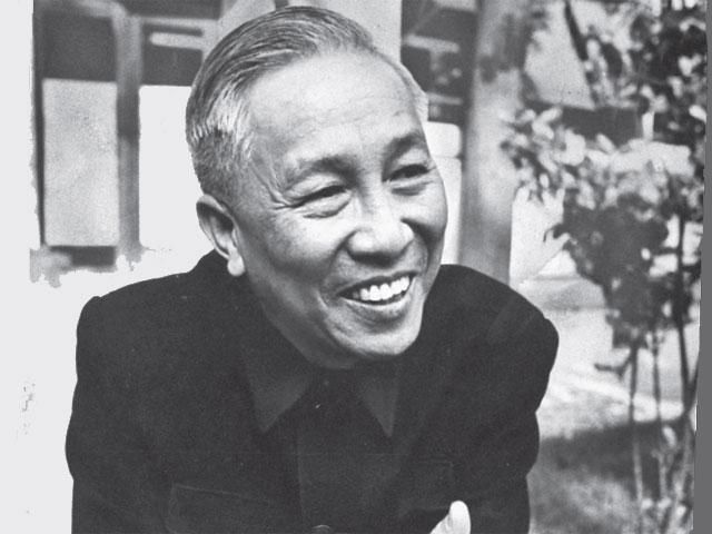 North Vietnamese revolutionary Lê Đức Thọ took over from Ho Chi Minh after Ho's death. He was awarded the 1973 Nobel Peace Prize for his role in Paris Peace Accords, which officially ended US participation in Vietnam war.   But he turned it down, saying peace was yet to prevail & that US & south Vietnam had violated the accords.